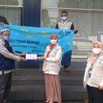 Aksi YBM PLN untuk Guru Ngaji, Marbot dan Anak Yatim (ist)