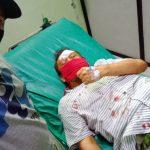 Eggi Sudjana kecelakaan di Cibinong Bogor (ist)