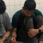 Ferdian Paleka dan temannya ditangkap