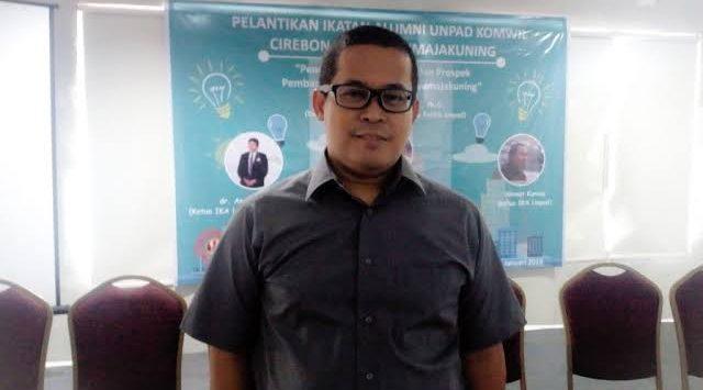 Guru Besar Universitas Padjadjaran, Prof Muradi
