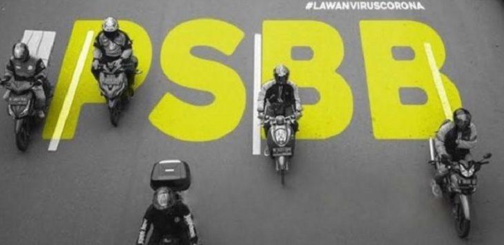 Ilustrasi PSBB. Foto: Istimewa