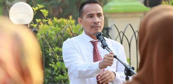 Kepala Dinas Pendidikan Kabupaten Purwakarta, Dr.Purwanto, MPd.