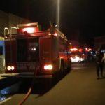 Kebakaran beberapa toko di Jalan Merdeka Kota Bogor (adi1)