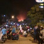 Kebakaran beberapa toko di Jalan Merdeka Kota Bogor (adi2)
