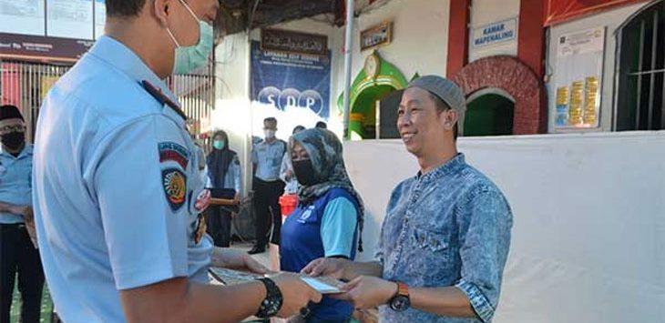 Kalapas Nyomplong Kota Sukabumi, Yosafat Rizanto