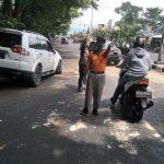 Lokasi kecelakaan aktivis Eggi Sudjana (ist)