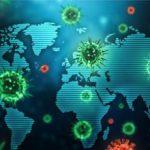 Masyarakat Dunia Terjangkit Virus Corona
