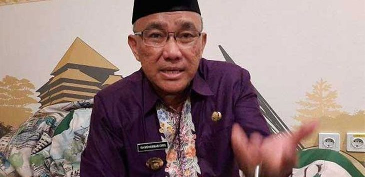 Ketua Tim Gugus Percepatan Penanganan Covid-19 Kota Depok, Mohammad Idris.