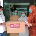 Satgas Lawan Covid19 DPR RI kembali berikan bantuan alat kesehatan (ist)
