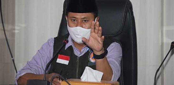 Wali Kota Sukaumi Achmad Fahmi