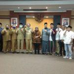 Audiensi Dewan Pondok Alhikamussalafiyah dengan Legislator Purwakarta