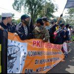 Forum Umat Islam Jabar kepung Gedung Sate dan DPRD Jabar (arf)