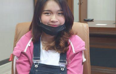 Gadis cantik asal Bandung yang hilang satu pekan dan kembali ditemukan (ist)