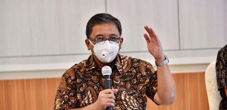 Ketua DPW PKS Jawa Barat Haru Suandharu