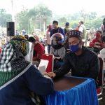 rapid test massal Corona di Puncak Bogor (ist)