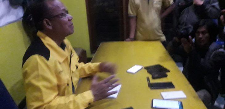Keterangan pers soal Istri Bupati Bandung direkomendasikan jadi Calon Bupati Bandung (ist)