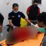 Jenazah korban gandir di Sukabumi