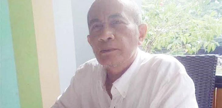 Ketua DPD LPM Kota Depok, Yusra Amir.