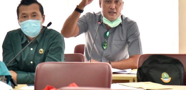 Legislator DPRD Jawa Barat Fraksi PAN, Hasbullah./Foto: Istimewa