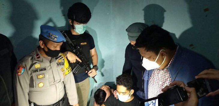 Polres Cimahi amankan narkoba jenis tembakau Gorila./Foto: Istimewa