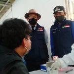 Rapid test di Stasiun Bogor