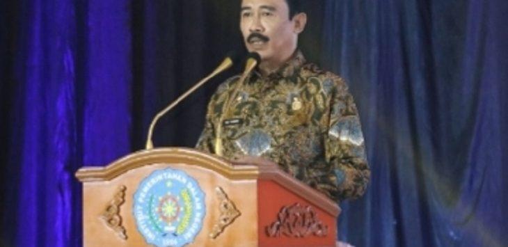 Rektor IPDN, Dr. Hadi Prabowo./Foto: Istimewa