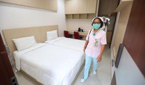 Rumah singgah tenaga medis dalam menghadapi Covid 19 (ist)