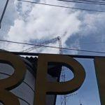 Tower BPN ambruk