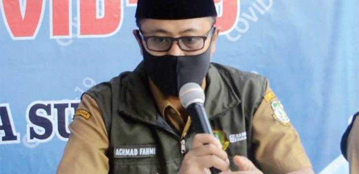 ACHMAD FAHMI, Walikota Sukabumi