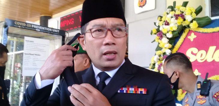 Gubernur Jabar, Ridwan Kamil./Foto: Arief