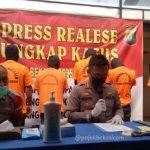 Habisi Nyawa Orang, 6 Preman Warung Remang-Remang di Kalimalang Ditangkap