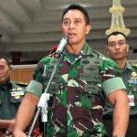 KASAD Jenderal Andika Perkasa (ist)