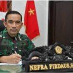 Kepala Divisi Penerangan AD Brigjen TNI Nefra Firdaus