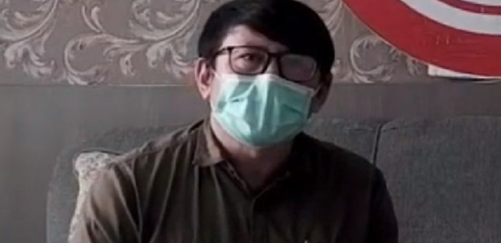 Ketua IDI Jabar, dr.Eka Mulyana./Foto: Istimewa