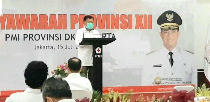 Ketua PMI, Jusuf Kalla./Foto: Istimewa