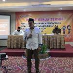 Koordinator Divisi Pengawasan Bawaslu Jawa Barat, Zaki Hilmi