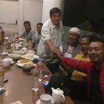 Pertemuan politisi partai di Karawang