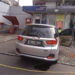 Pria meninggal dunia di dalam mobil di Bandung