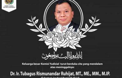 Sekjen Komisi Yudisial Tubagus Rismunandar Ruhijat (Komisi Yudisial)