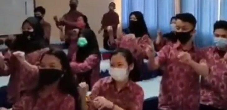 Tangkapan layar Taraktakdung SMAN 3 Sukabumi