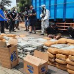 BNN Sita Ratusan Kilogram Ganja di Perumahan Pesona Metropolitan Rawalumbu