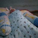 Bayi baru lahir dibuang ayahnya di Cibuluh Kota Bogor (adi)