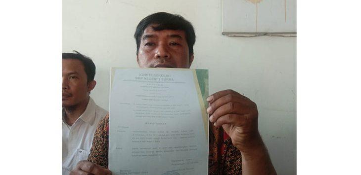 Kritisi Dugaan Pungli, Guru Honorer di Indramayu Dipecat Komite Sekolah