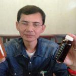 Hadi Pranoto menggelar konferensi pers di Kota Bogor (adi)