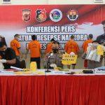 12 Paket Sabu dan Ribuan Obat Terlarang Diamankan Polisi di Kuningan, Polisi Dalami Jaringan Peredarannya