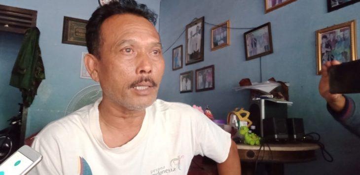 Pemerhati Sejarah dan Budayawan Cirebon, Jajat Sudrajat. Dede