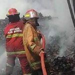 Kebakaran di Bogor