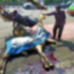 Kuda mati di Bogor