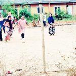 Lomba Agustusan di Karawang