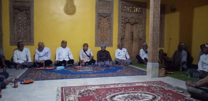keluarga besar Mertasinga gelar musyawarah. Dede